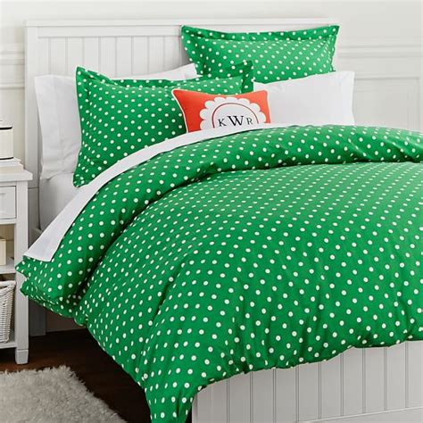 kelly green bedding dottie duvet cover sham kelly green pbteen