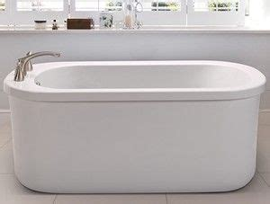 mti mbsxfsx oval freestanding tub  deck mount tub