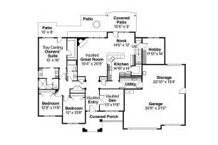 Traditional House Floor Plans by Traditional House Plans Abbington 30 582 Associated