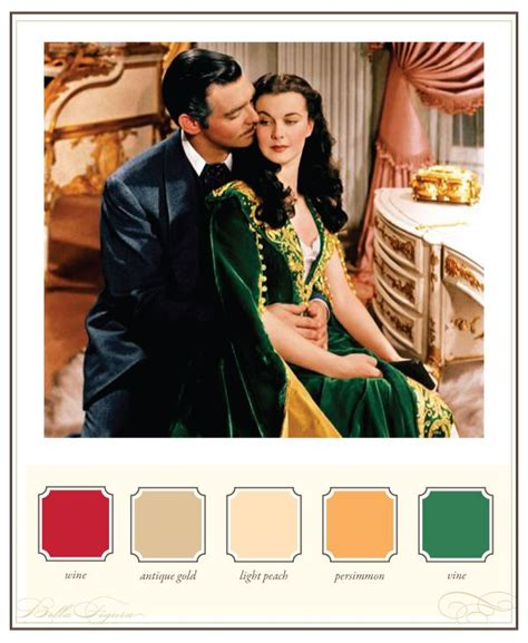 most popular themes in film 24 best images about gone with the wind wedding theme on