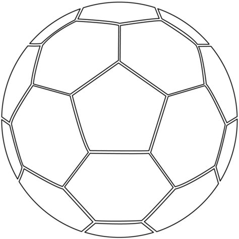 printable images of a soccer ball soccer ball coloring page free printable coloring pages