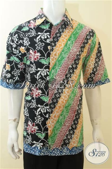 Hem Kemeja Batik S Xl Anak Cowok Parang jual kemeja cowok bahan batik size jumbo baju