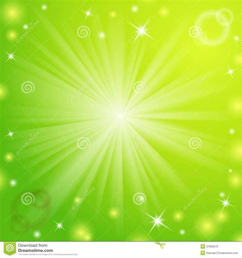 background design elements abstract magic light green background stock photo image