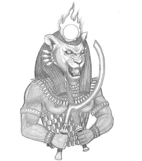 sekhmet tattoo pics for gt sekhmet goddess