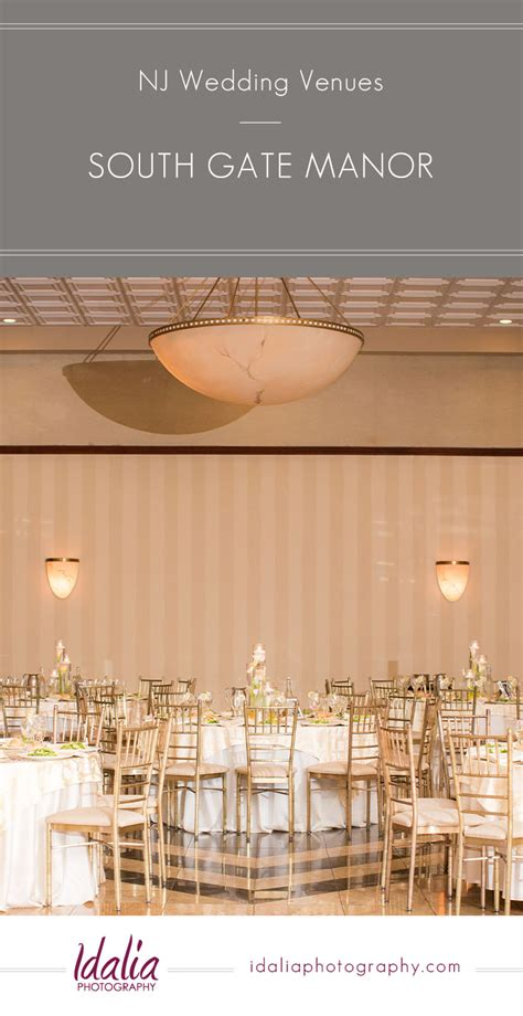 intimate wedding venues in central nj south gate manor freehold nj