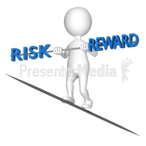 Balancing Risk Reward Business And Finance Great Presentation Media Free