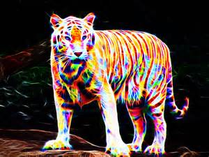 colorful tiger colorful tiger iv by megaossa on deviantart