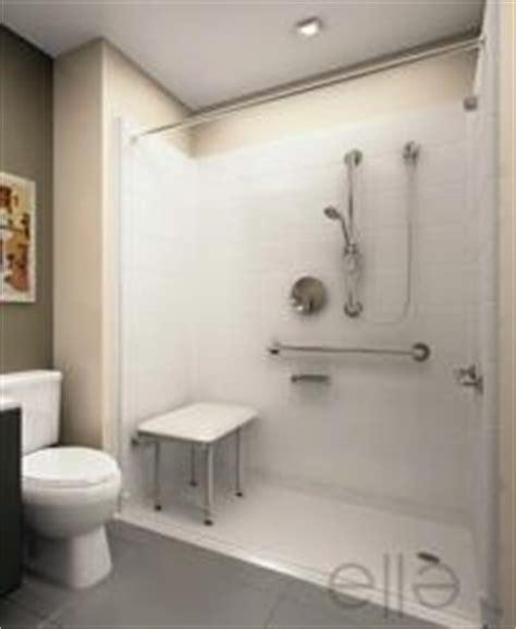 Senior Shower Stalls by National Walk In Bathtubs Provider Aging Safely Baths