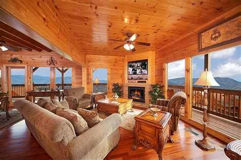 Luxury Cabin by Luxury Cabin Rentals Smoky Mountain Cabin Rentals