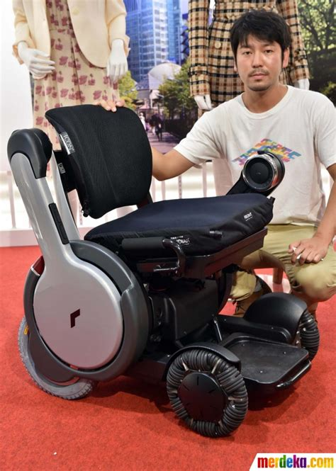 Kursi Roda Di Medan foto jepang luncurkan kursi roda listrik berkecepatan 5