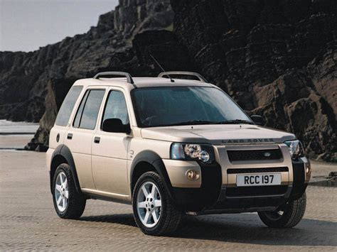 land rover freelander 2005 2005 land rover freelander review top speed