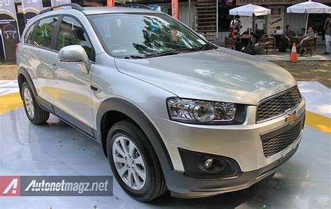 indonesia review impression review chevrolet captiva facelift 2014 2wd
