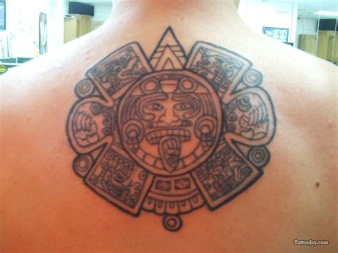 aztec tattoos history the history of aztecs