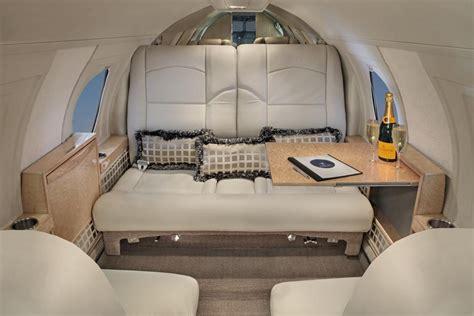 Falcon 10 Interior by Us Jetways Falcon 10