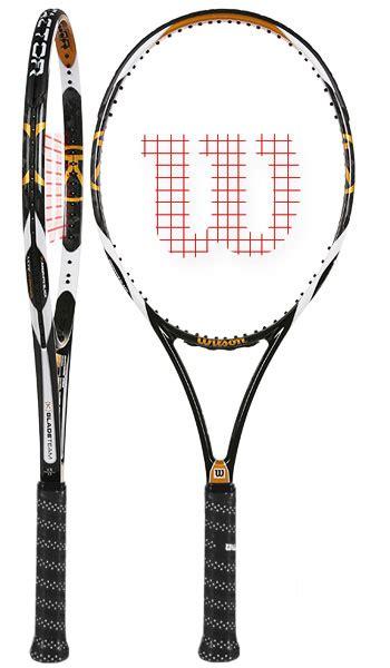 Raket Wilson K Factor Arophite Black Wilson K Factor K Blade Team Tennis Racquet Review