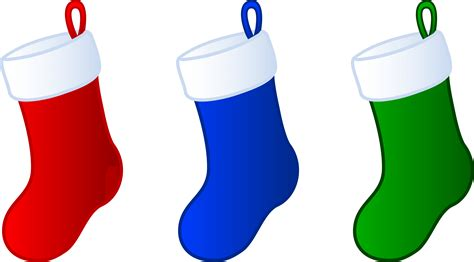 pattern socks clipart animated christmas stockings clipart