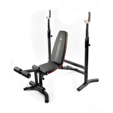 weight bench and rack adidas weight bench and squat rack buy test t fitness