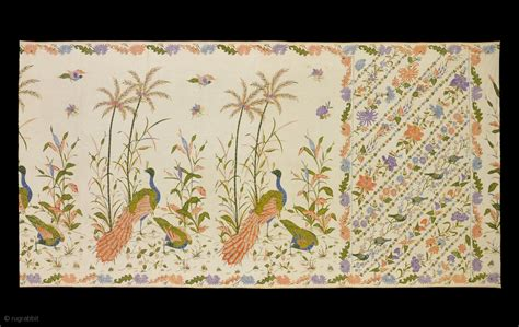 Kain Batik Tulis 07 te02305 1940s kain panjang batik tulis s hip wrapper white cotton with finely