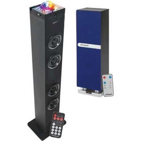 big polaroid big lots deal polaroid bluetooth tower speaker with