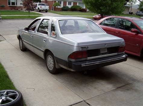 where to buy car manuals 1985 ford tempo electronic toll collection chrome rush 1985 ford tempo s photo gallery at cardomain