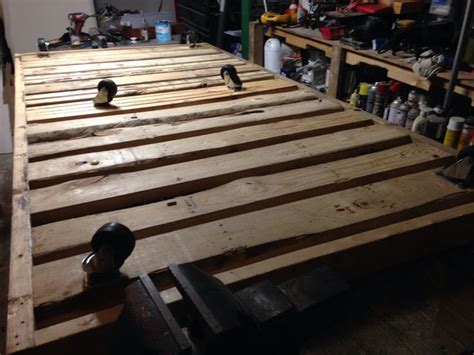 Mobile Lumber Storage Rack Plans by Mobile Lumber Storage Rack Plans Woodworking Projects