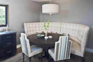 Curved Bench Seating Kitchen Table Photos Hgtv