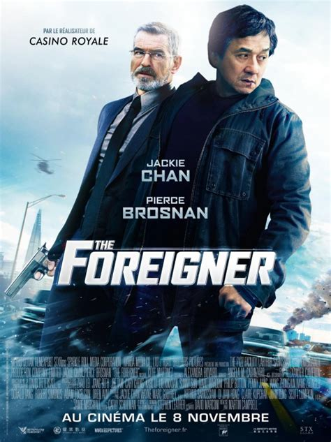 the foreigner 2012 imdb the foreigner movie poster 13 of 14 imp awards