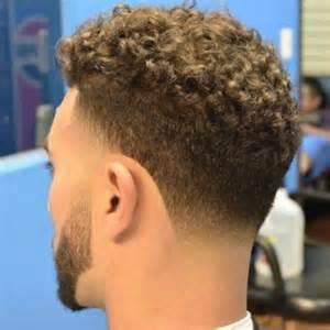 taper fade curly hair taper fade curly hair pertaining to fantasy my salon