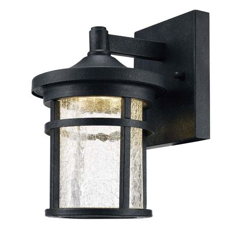 Lu Led Iron home decorators collection aged iron outdoor led wall