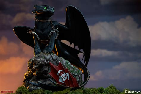how to your for how to your toothless statue by sideshow collec sideshow collectibles