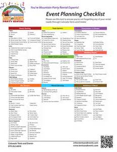 1000 ideas about party planning checklist on pinterest