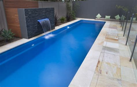 lap pool fiberglass pools swimming pools adelaide pools