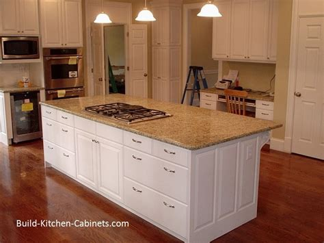 How Kitchen Cabinets Are Made Build Kitchen Cabinets Yes You Really Can Do This