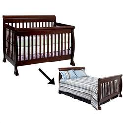 Toddler Bed Rails Delta Convertible Cribs Davinci Kalani 4 In 1 Convertible Crib With Bed Rails