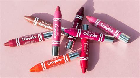 Clinique Crayola the crayola for clinique collab turns sticks into