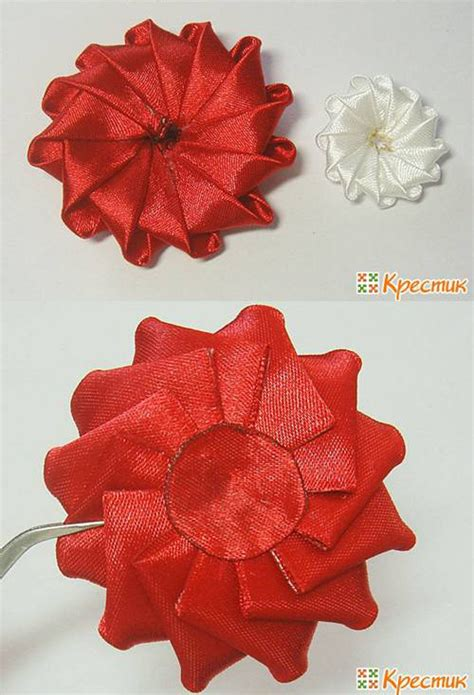 flower pattern ribbon free beautiful crochet brooch pattern cool creativities