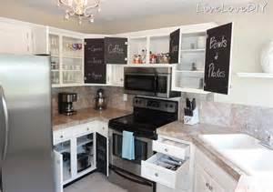 Kitchen Cabinet Makeover Ideas Paint » Home Design 2017