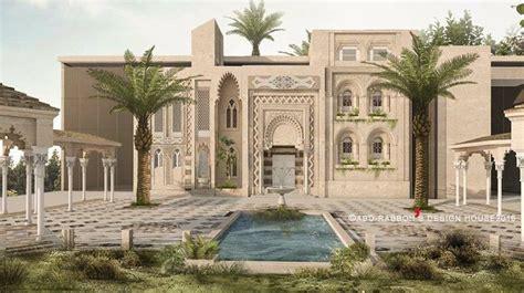andalusian villaksa contemporary design   arabic