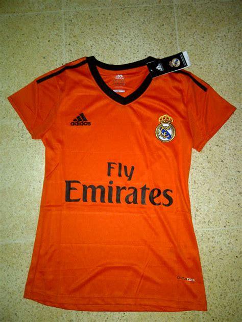 Jual Polybag Baju jual jersey madrid orange for jual jersey grade