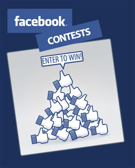 Facebook Prize Giveaway - facebook contests a winning marketing method for fan pages