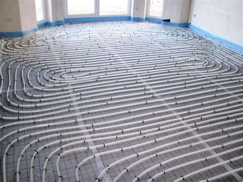 verlegen fuã bodenheizung installation der fu 223 bodenheizung unser hausbau