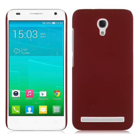 pc back cover shell for alcatel one touch pop c1 c3 c9 idol 2 mini s ebay