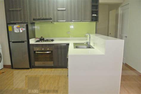Modular Kitchen Cabinets In Sta Mesa Manila Philippines Kitchen Design Philippines