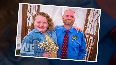 a honey boo boo bride youtube we tell all photos honey boo boo walks sugar bear down