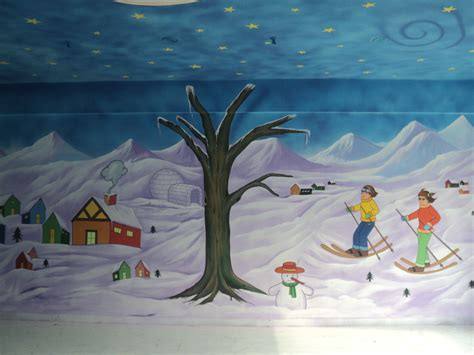 wall painting images 3d wall painting for play school