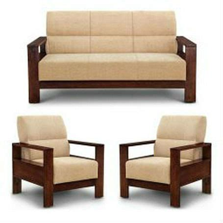 couch wood sofa wooden wooden sofa set winster 3 1 seater online