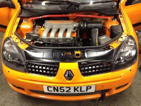 renault clio v6 rally car renault clio rally car msa logbooked rally cars for sale