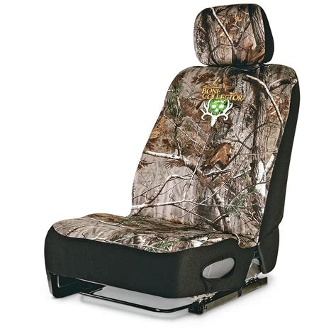 browning seat covers canada neoprene universal low back camo seat cover 653099 seat