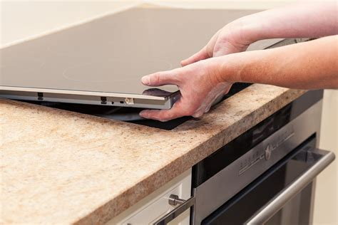 induction hob how to install installation of electric hob east newcastle sunderland durham teesside