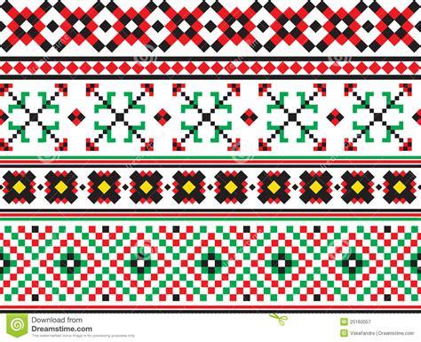ukrainian pattern vector ukrainian pattern royalty free stock photography image